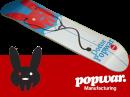PopWar Doctor 8.0 deck Nieuw, skateboard