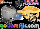 U.S.A. — 120V BRAVO OV10 electric sup inflator