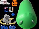 AirRoll to help learn front- & backflips groen