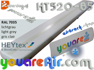 520x65cm Grey Air Factory Price Balance Beam Track